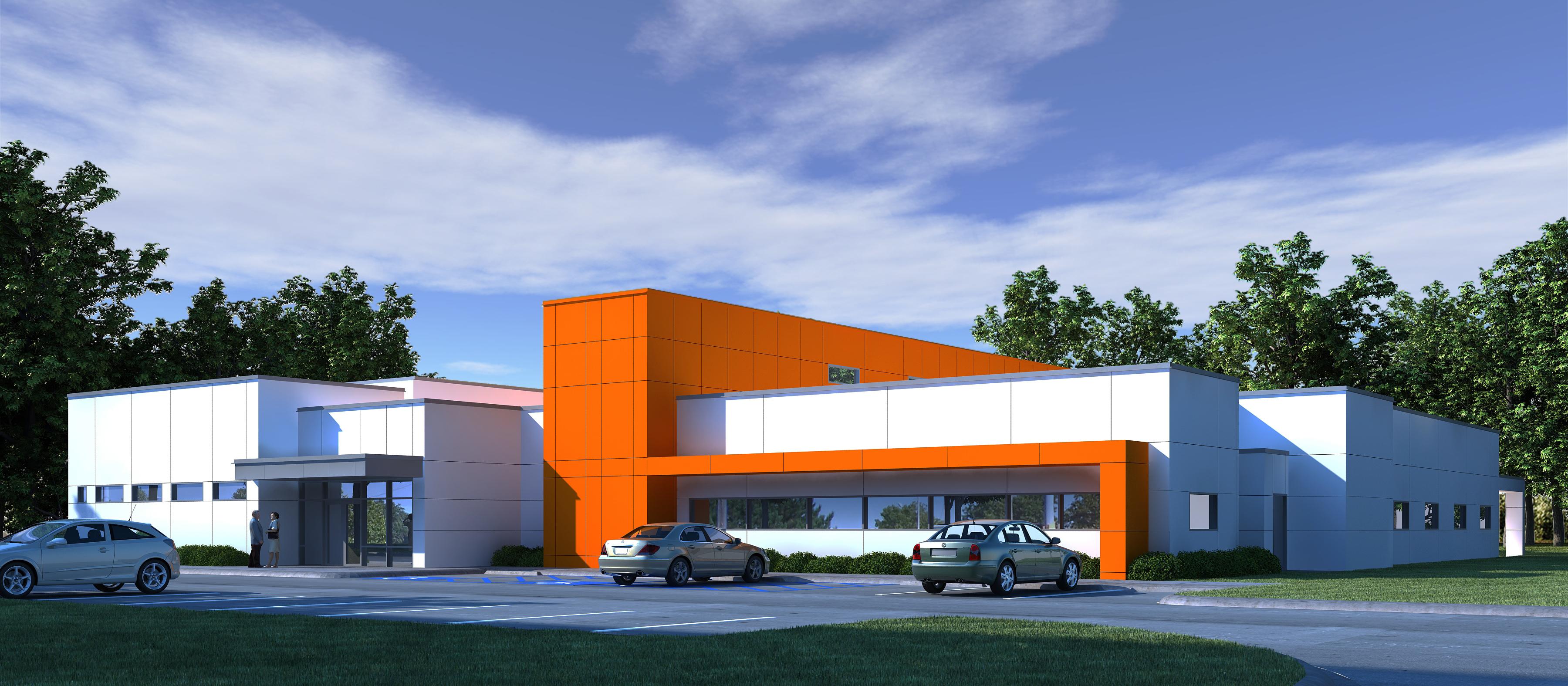 Dallas Lite & Barricade New Office Headquarters