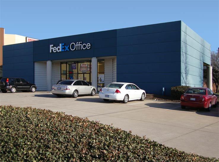 FedEx Office Dallas TX