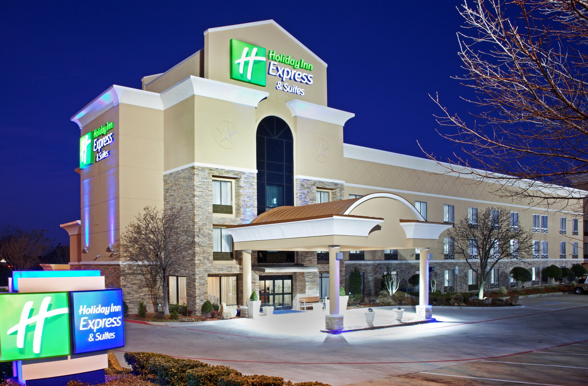 IHG Holiday Inn Express & Suites addition, Arlington (I-20-Parks Mall)