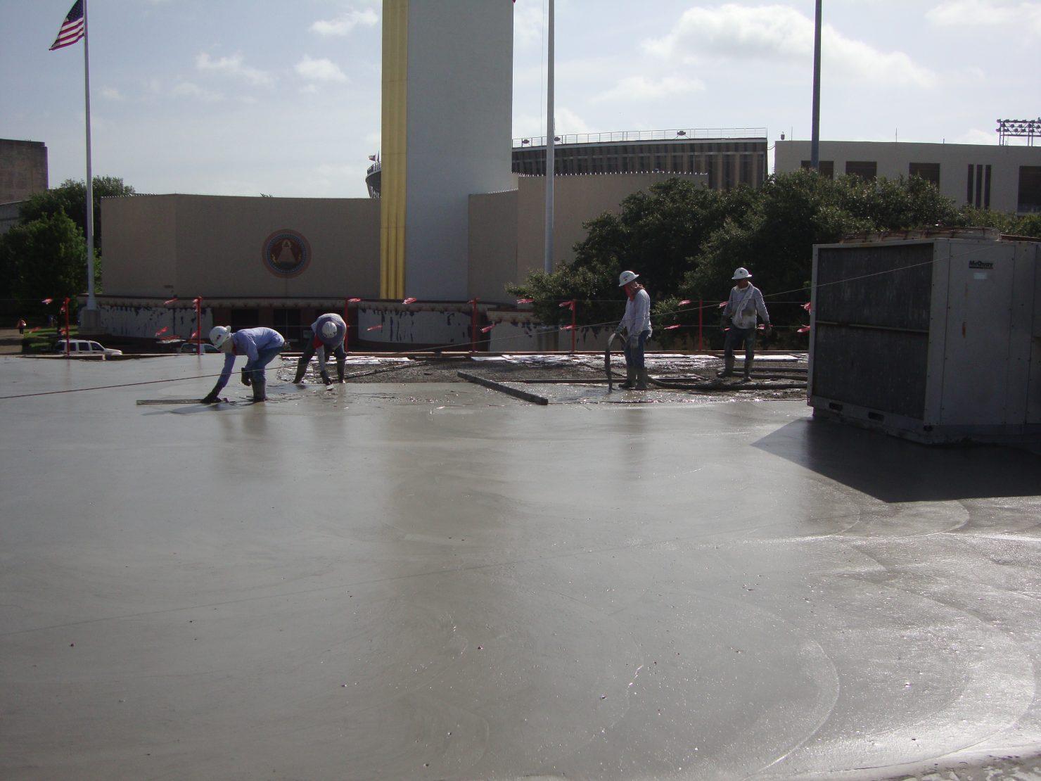 Dallas Fair Park Grand Place Re-Roofing