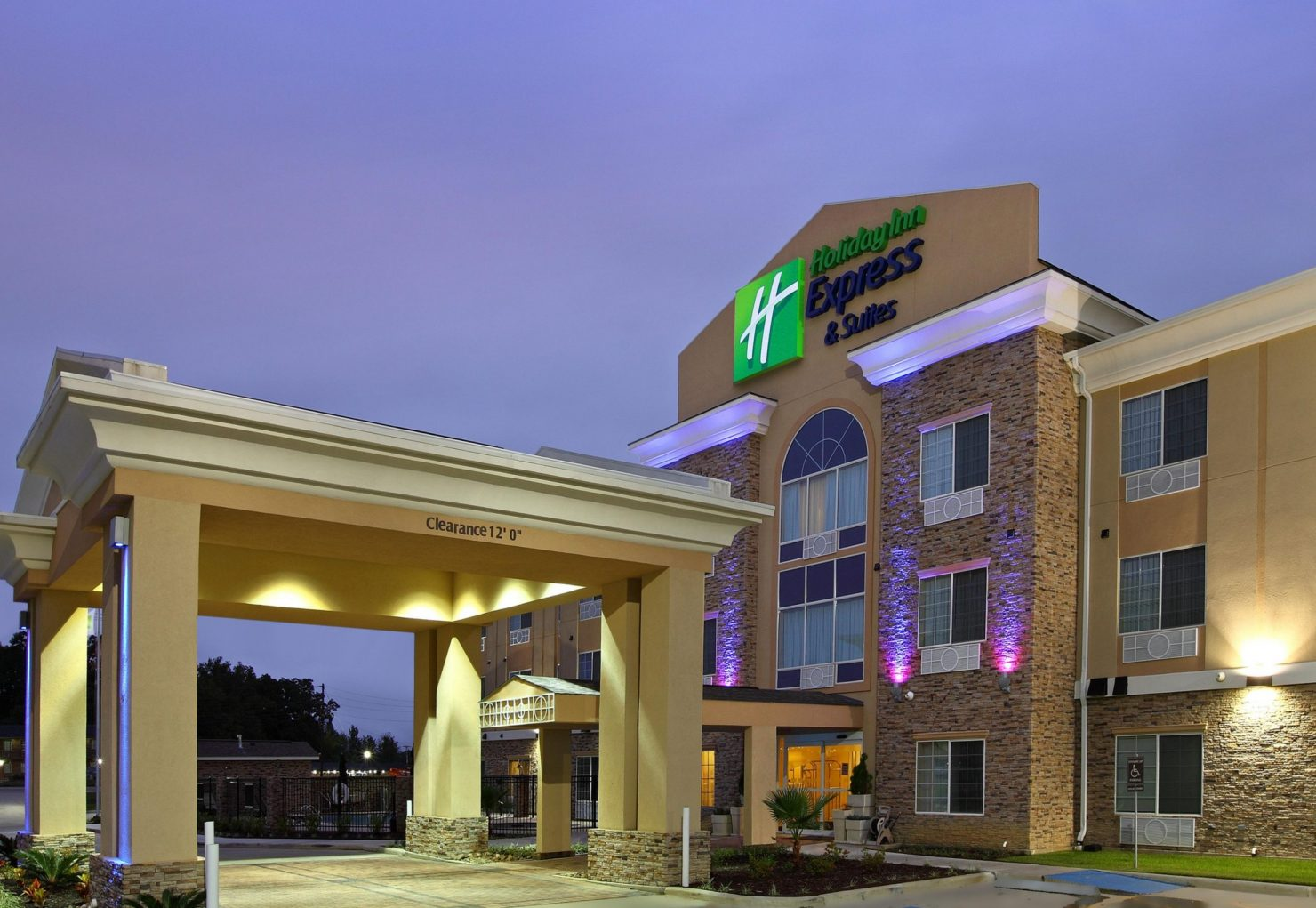 IHG Holiday Inn Express and Suites, Hampton Inn College Station, TX