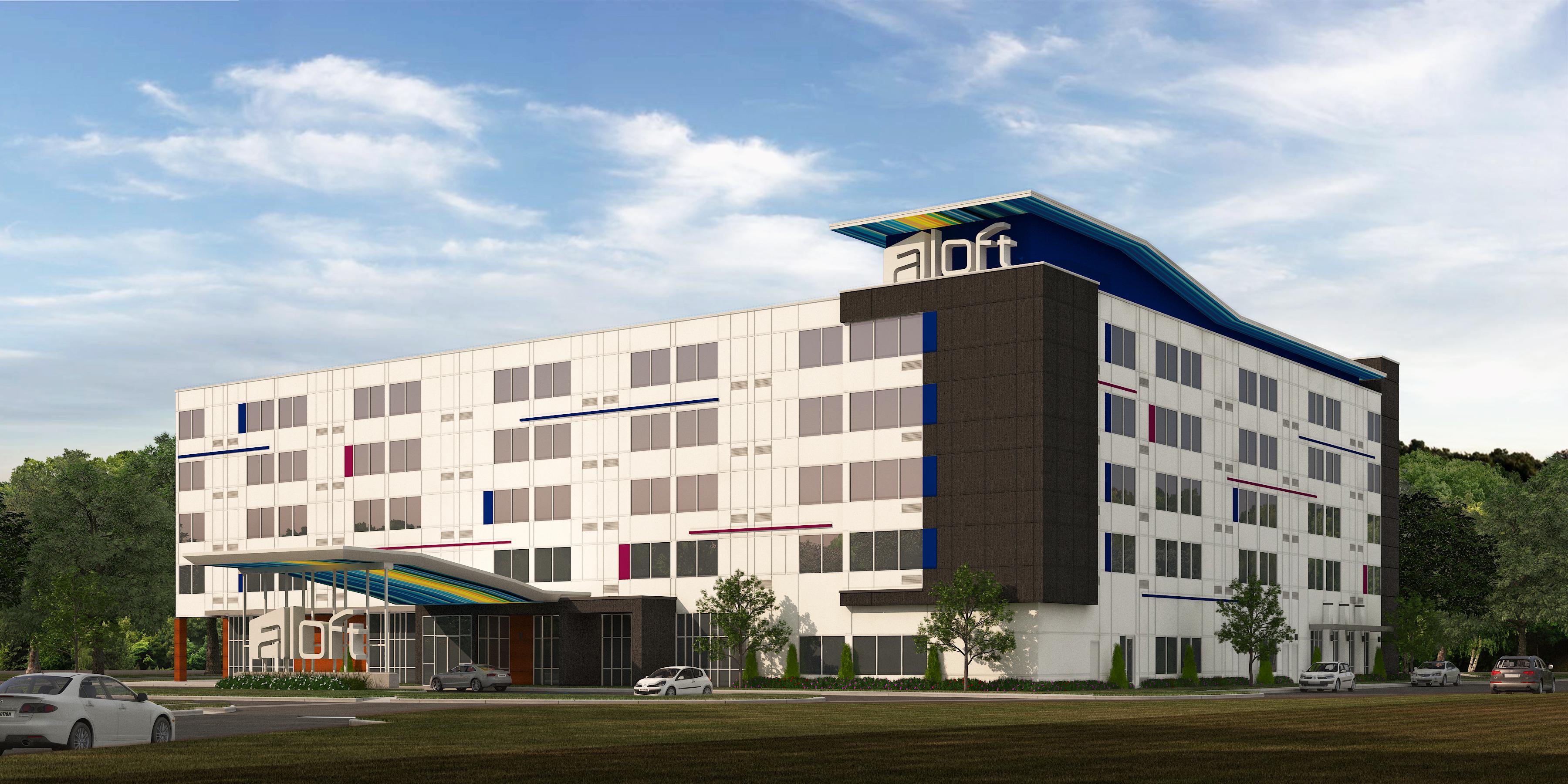 Aloft Hotel, Garza Ranch, Austin, Texas