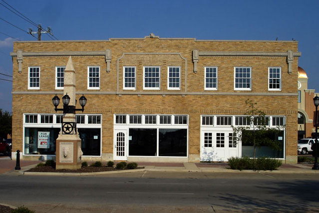 Harve D. Withers Building, 1928. The Vandergriff Building, Arlington,Texas