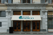 The Gibbs Building – Hotel Indigo. Alamo Square Historic District, San Antonio Texas. Sanquinet & Staats, 1909 | Adaptive Reuse