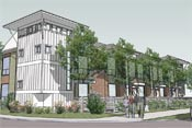 Pinnacle Residential & Retail Mixed-Use Development