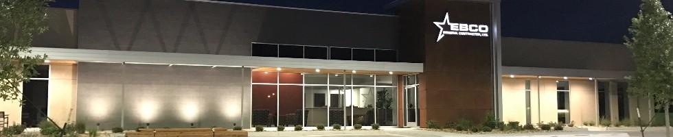 EBCO General Contractors Headquarters
