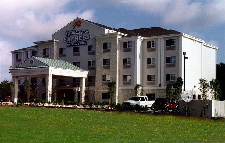 IHG Intercontinental Hotels Group Holiday Inn Express and Suites