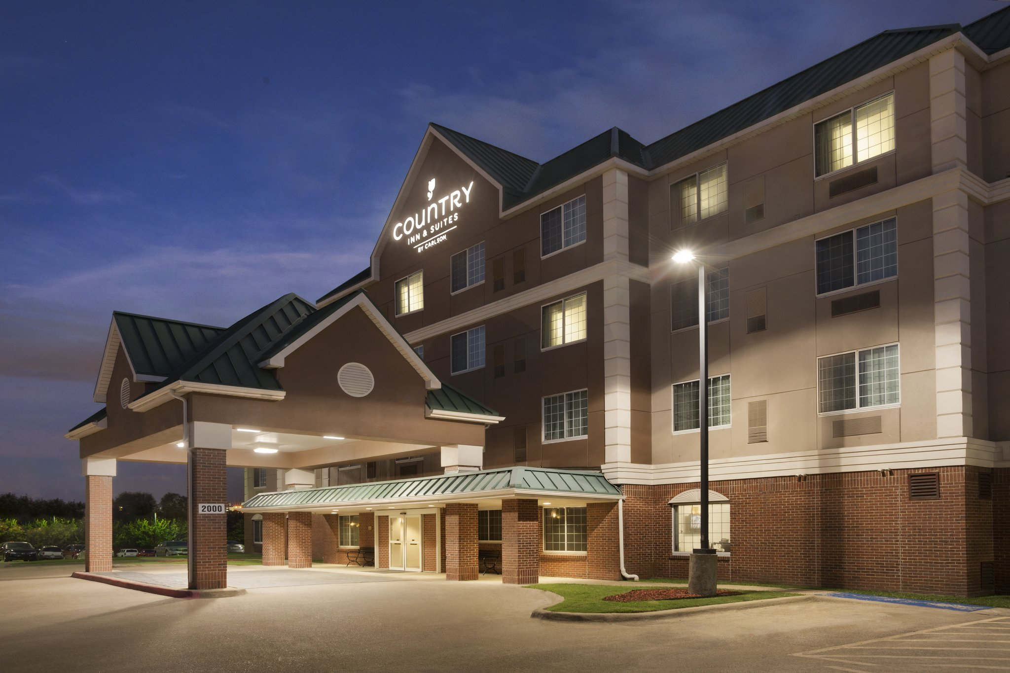 Country Inn and Suites, DFW South, Irving Texas