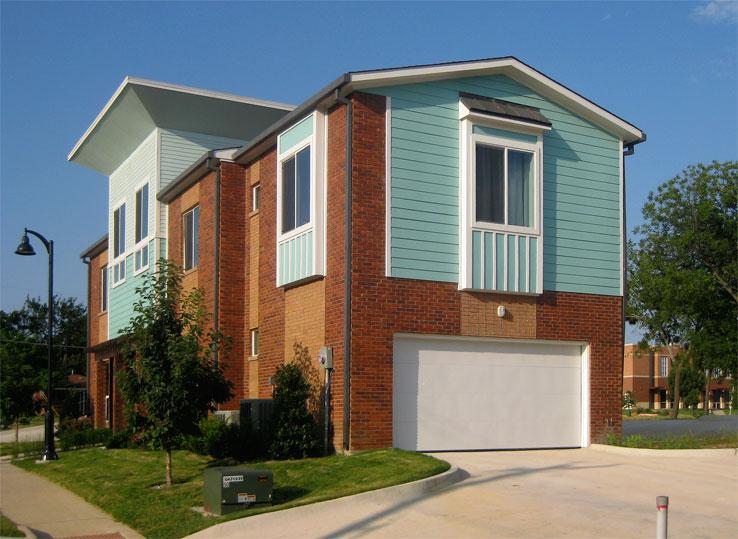 Downtown Duncanville TX Infill Urban Housing
