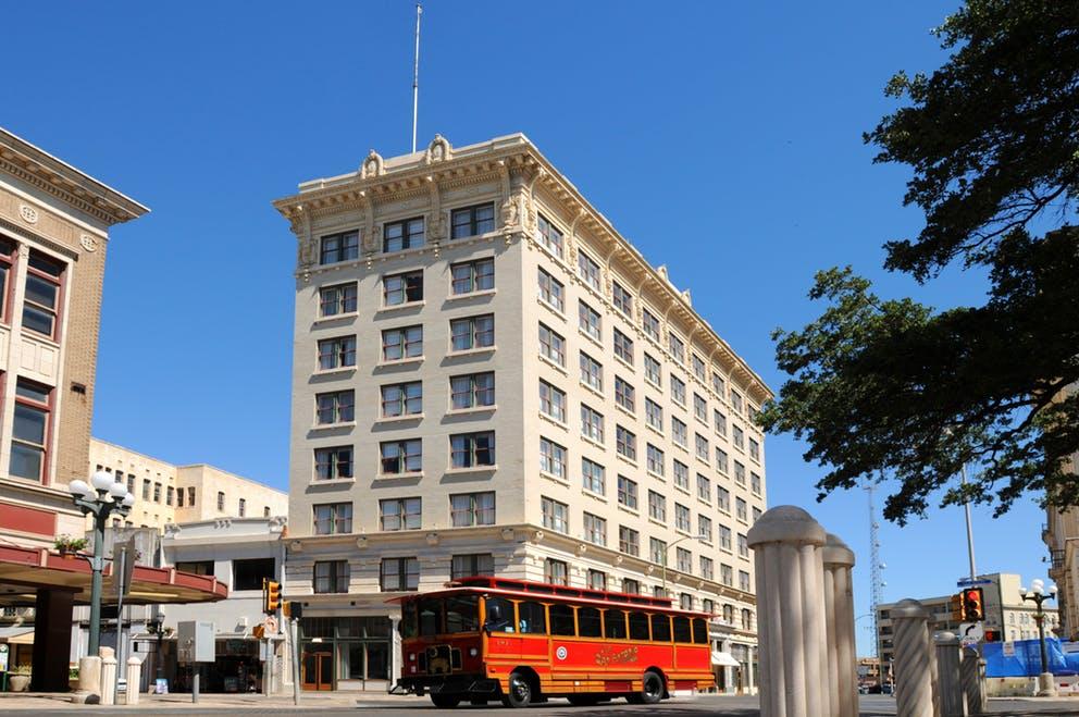Historic Hotel Gibbs c. 1909
