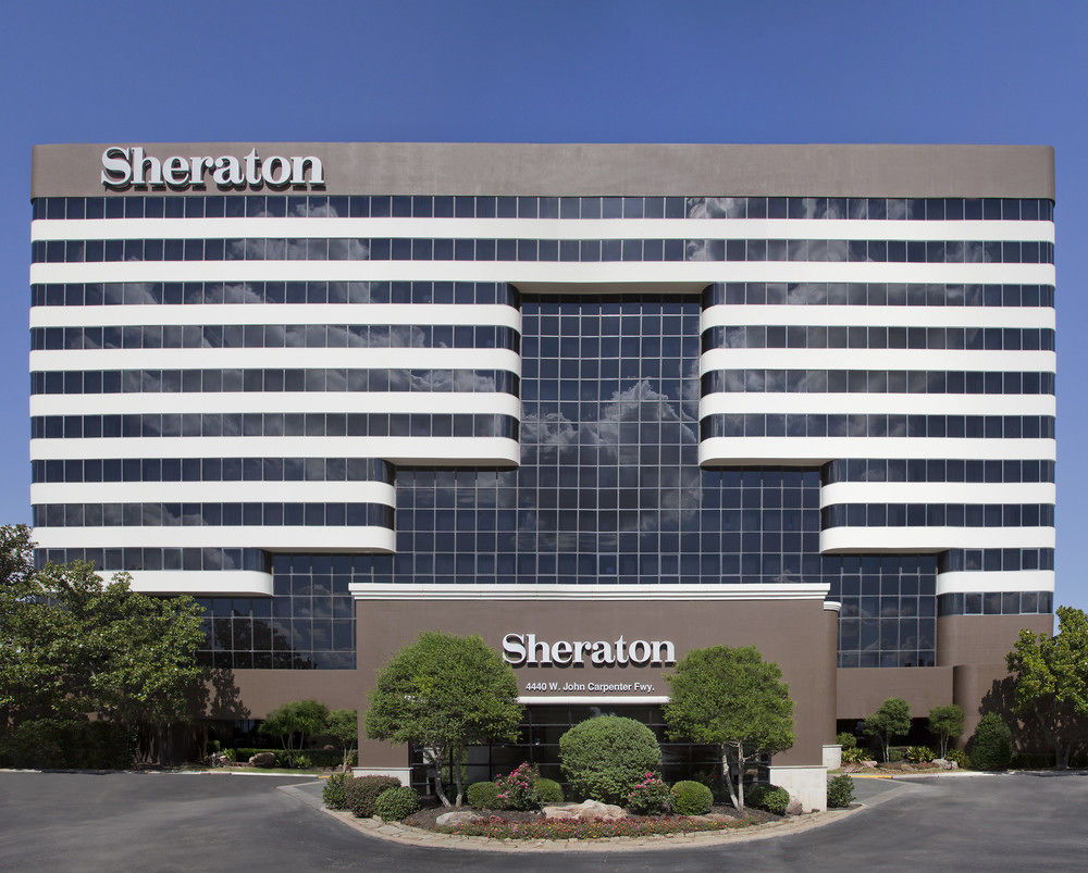 D/FW Airport Sheraton Improvements