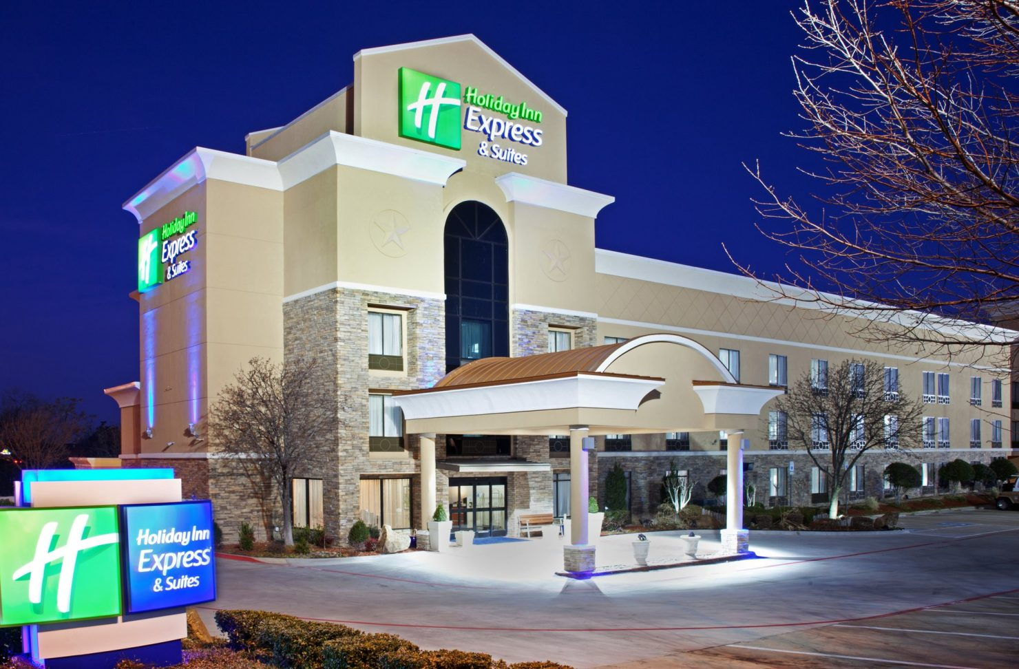 IHG Holiday Inn Express and Suites I-20 Parks Mall, Arlington TX ext