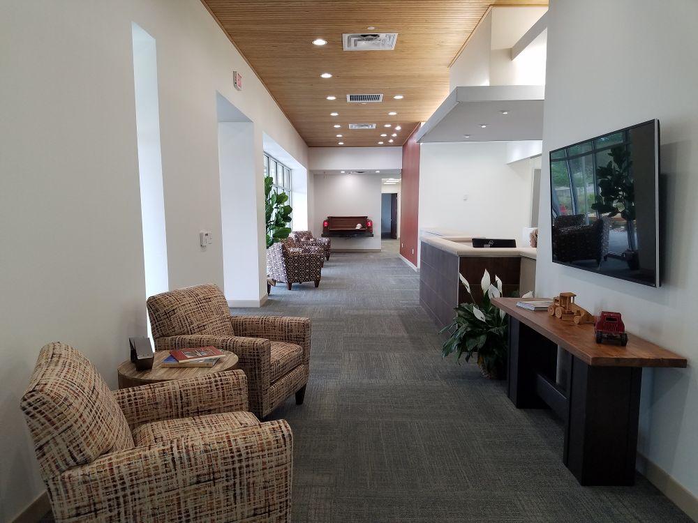 EBCO General Contractor Headquarters